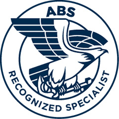 ABS Recognized Specialist logo